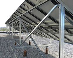 Cable Tray For Solar